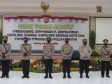 Kapolda Banten Lantik Pejabat Utama dan Kapolres