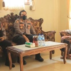Jelang Pilkades Serentak, Kapolres Serang Kunjungi Ketua MUI