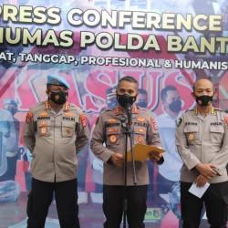 Dikenakan Pasal Berlapis, Polda Banten Lakukan Penahanan Terhadap Brigadir NP
