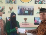 Baznas Pandeglang Gulirkan Ratusan Juta untuk Program Studi Mahasiswa