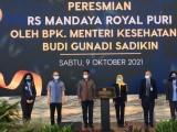Ketersedian Tempat Tidur Rumah Sakit Provinsi Banten Diatas Standar Kemenkumham